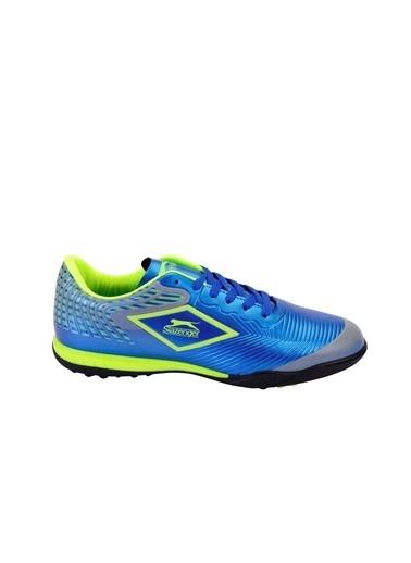 Slazenger Halı Saha Ayakkabısı Mavi
